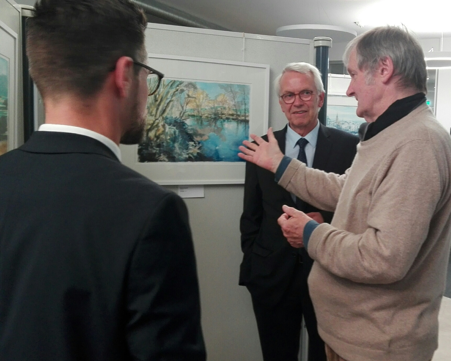 Bilderausstellung in Gladenbach