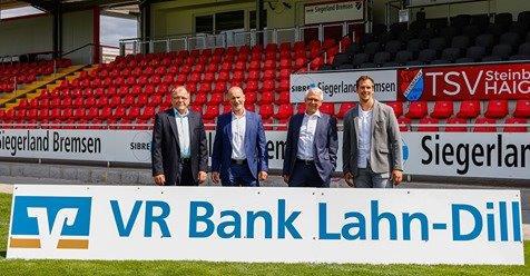 Engagement beim TSV Steinbach Haiger