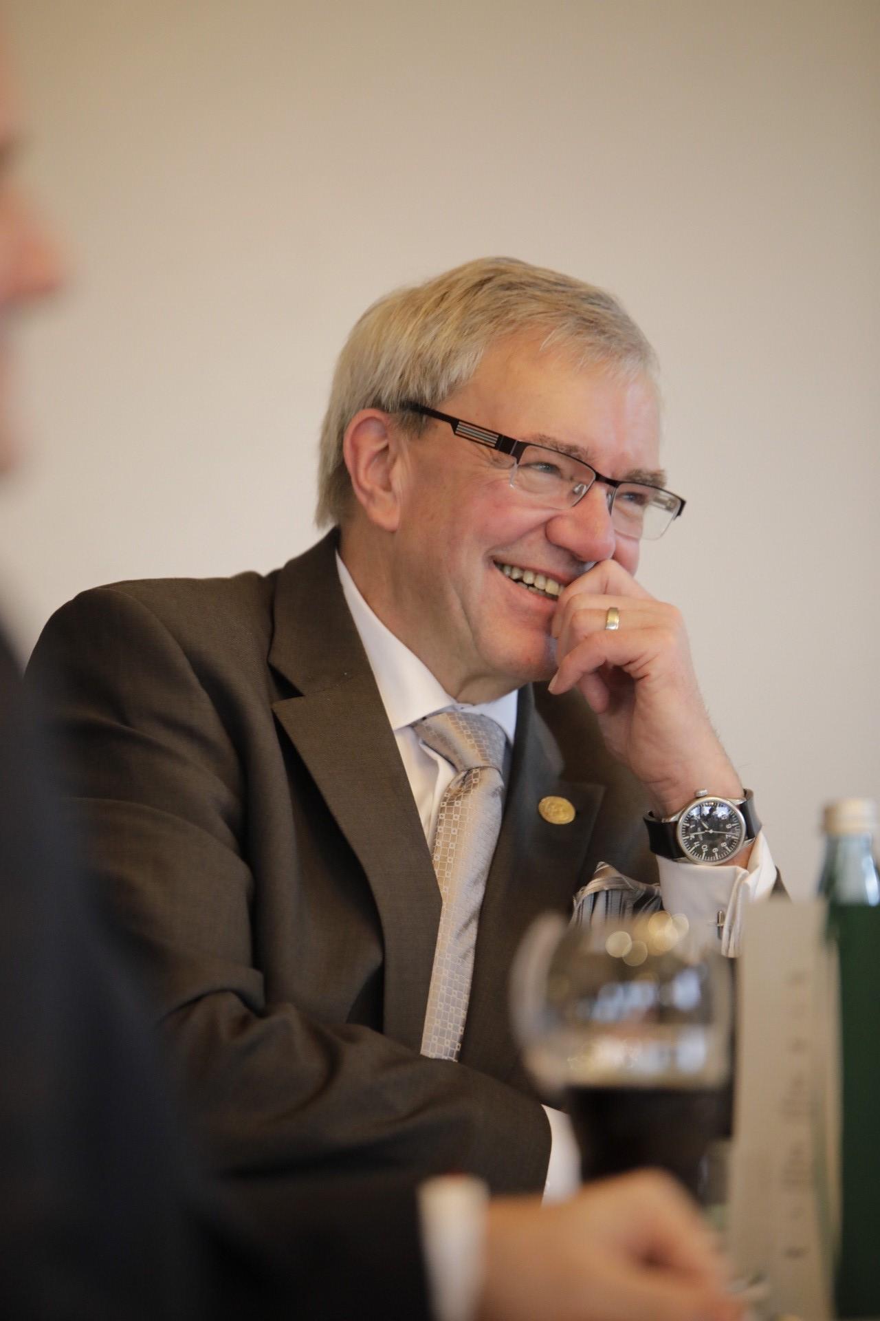 Verabschiedung Wolfgang Brühl